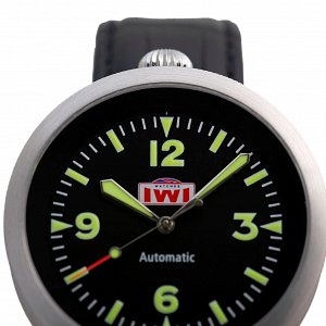 IWI Watches SM-134 Front Top