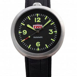 IWI Watches SM-134 Front