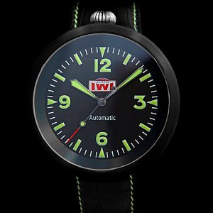IWI Watches B-134 front