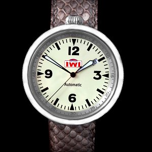 IWI Watches M3 on Python Strap