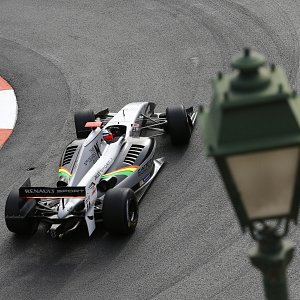 IWI Watches Ambassador Will Stevens Monaco Renault World Series 2014