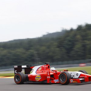 IWI Watches GP2 Spa Francorchamps F1 Circuit Arden GP2 Car Johnny Cecotto