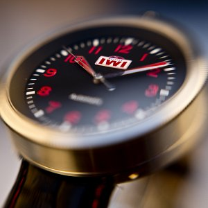 IWI Watches SM-120 Front