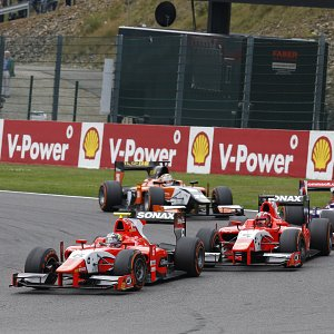 IWI Watches GP2 Spa Francorchamps F1 Circuit Arden GP2 Car