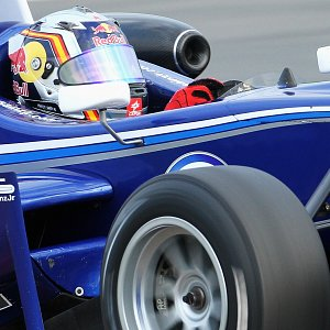 IWI Watches Carlos Sainz F1 Driver for Toro Rosso early in his career driving in F3 to qualify for the Macau Grand Prix