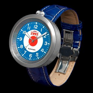 IWI Watches MOD Front Side