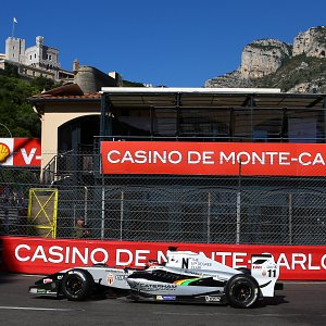 IWI Watches Ambassador Will Stevens Monaco Renault World Series 2014 Rascasse